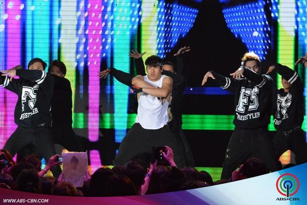 PHOTOS: Supah cool Supahdance number with Kim, Rayver, Shaina, Enchong and Janella