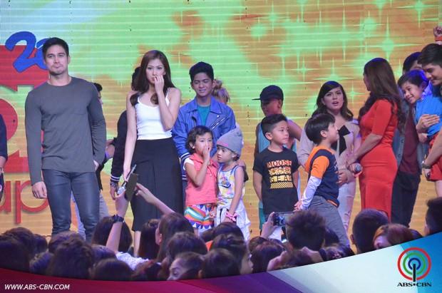 PHOTOS: Cute Kapamilya kids 'Shake It Off' with Teacher Georcelle on ASAP20's Dance U