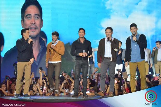 PHOTOS: Mga Certified Crush ng Bayan, pinakilig ang beautiful girls ng Binan, Laguna