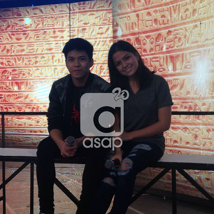 PASILIP: #ASAPSwerteKapamilya Rehearsals and Backstage photos