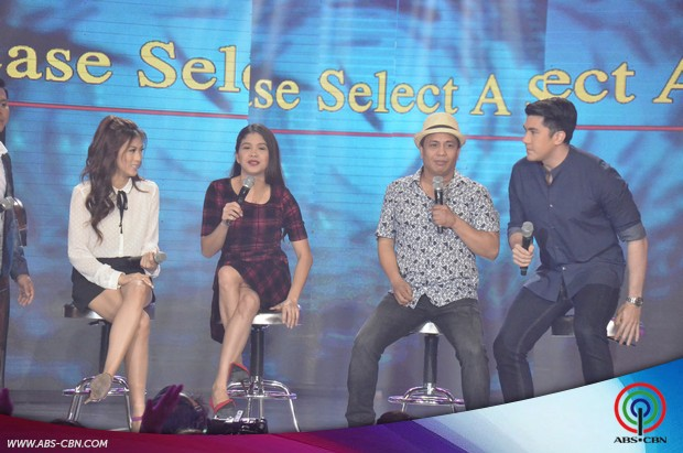 PHOTOS: ASAP Karaokey jamming with two of Your Face Sounds Familiar fan faves Melai and Eric