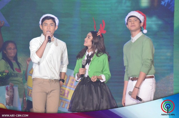PHOTOS: All new kilig treat from today's hottest love teams