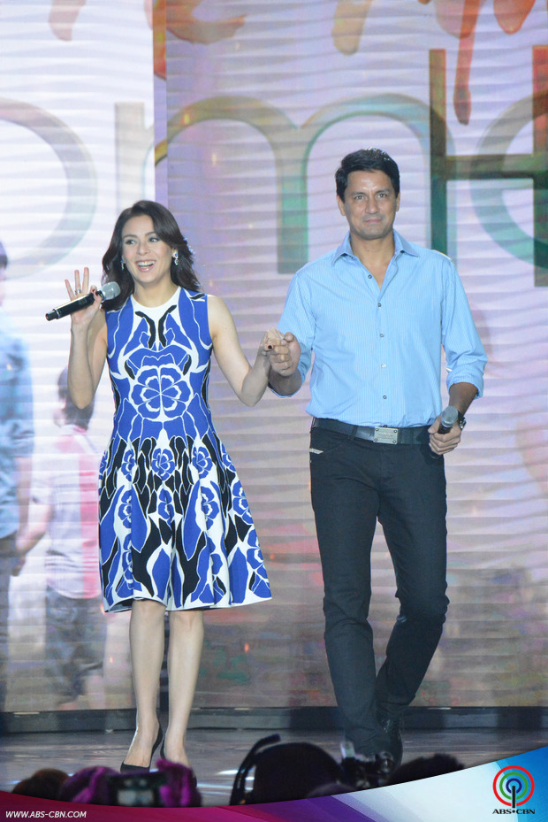 PHOTOS: Grand launch of ABS-CBN's newest teleserye You're My Home starrring CharDawn