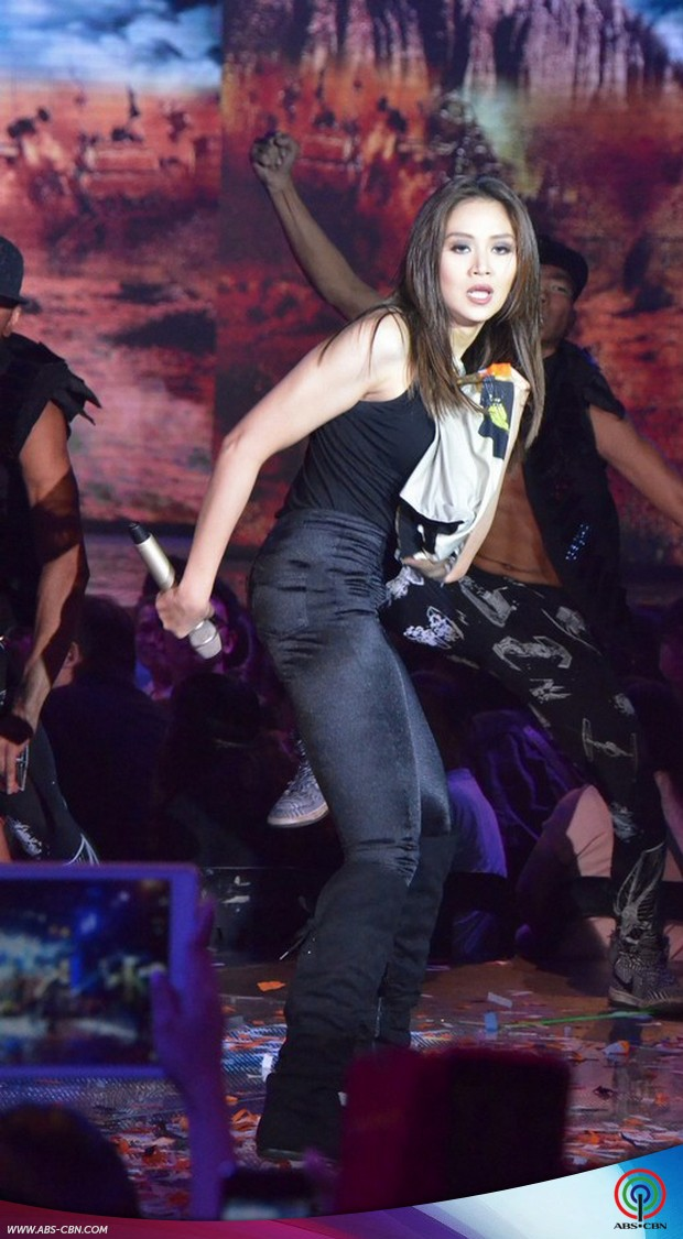 PHOTOS: Popstar Royalty Sarah G, bigay todo sa kanyang pagbabalik sa ASAP stage