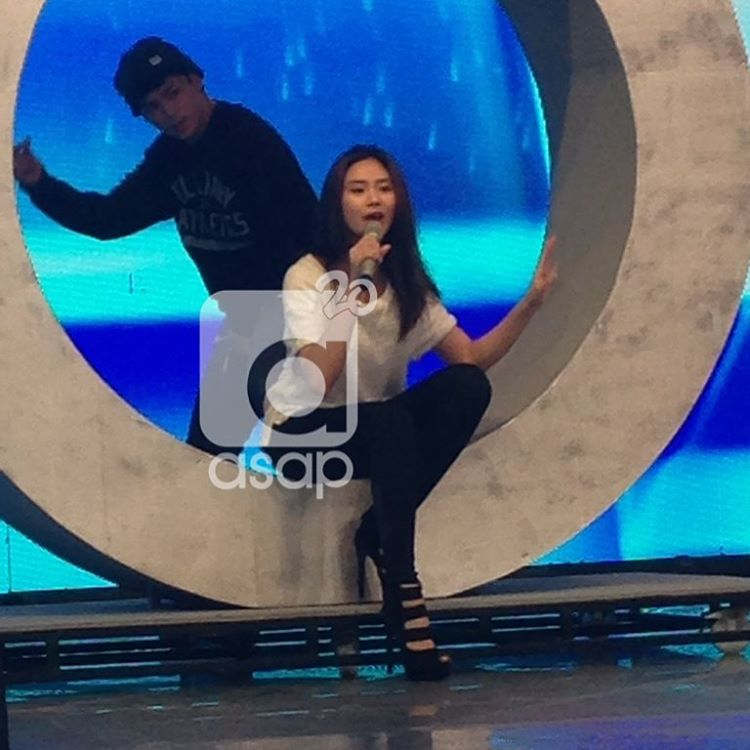 #ASAPPopKilig rehearsals and backstage photos