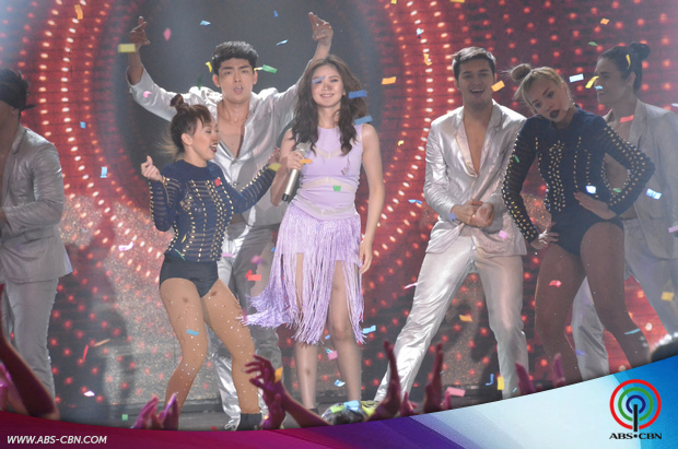 PHOTOS: 3 of today's young concert royalties Sarah, Maja & Enrique unite on the ASAP stage