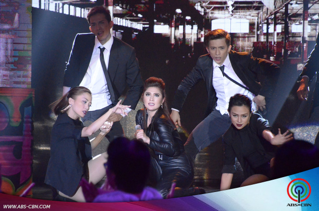 PHOTOS: Happy birthday to ASAP20's Ultimate Show Girl Vina Morales