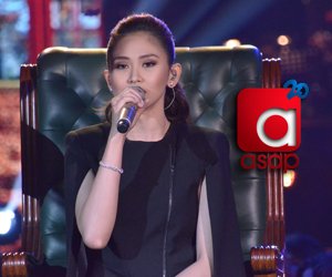 PHOTOS: Popstar Royalty Sarah G in an all out Adele prod number