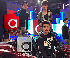 #ASAPTYForTheLove rehearsals and backstage photos