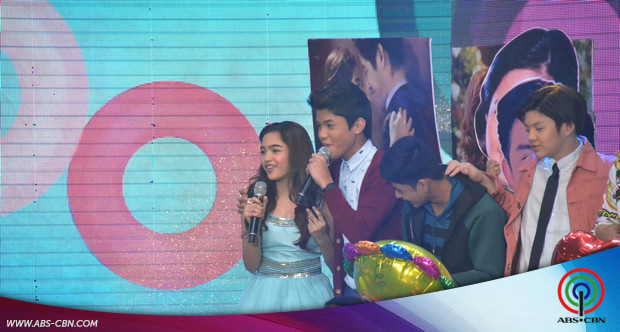 PHOTOS: #KiligKapamilya with your fave loveteams NLex JoShane, LoiShua GrAndrea and JaDine