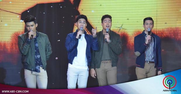 PHOTOS: Kilig treats ng mga bagong crush ng bayan - Joshua, Albie, Anjo, Marco and Inigo