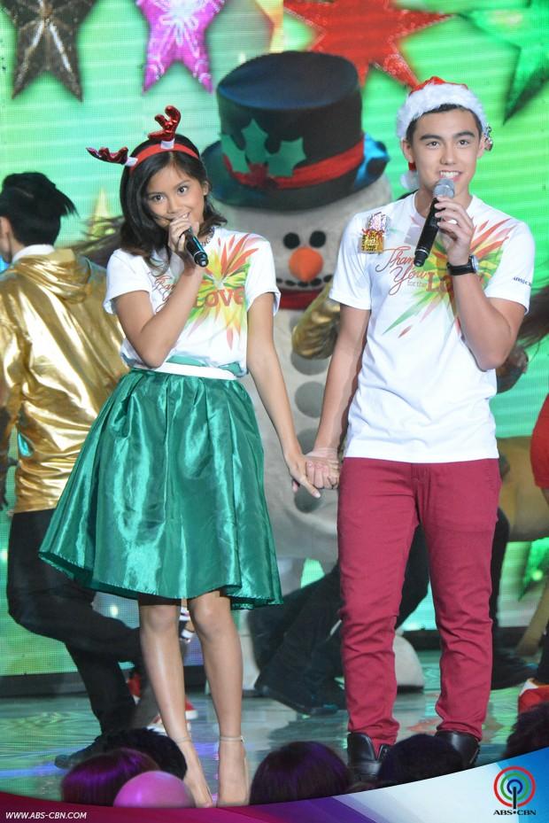 PHOTOS: Maagang Christmas Party with ASAP20 Kapamilya