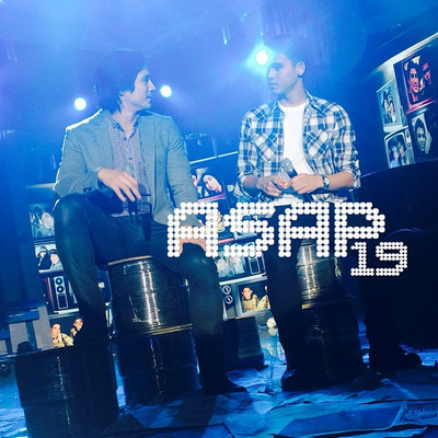 #ASAPGameOn Rehearsal and Backstage Photos
