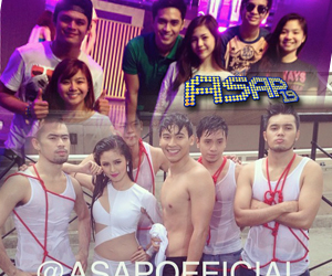 LOOK: #ASAPMostWanted Behind the scenes photos