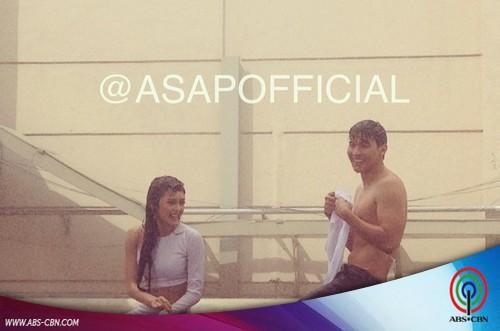 LOOK: #ASAPMostWanted Behind the scenes photos