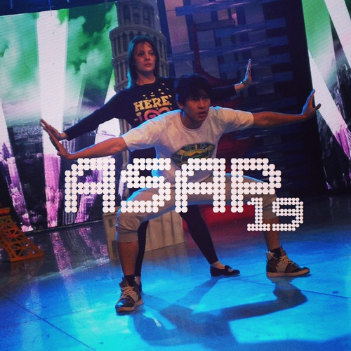 #ASAPPop Backstage and Rehearsal Photos