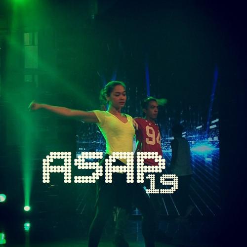 #ASAPScreamAndShout Rehearsal and Backstage Photos