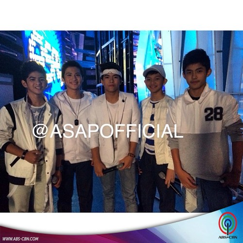 #ASAPSigaw Rehearsal and Backstage Photos