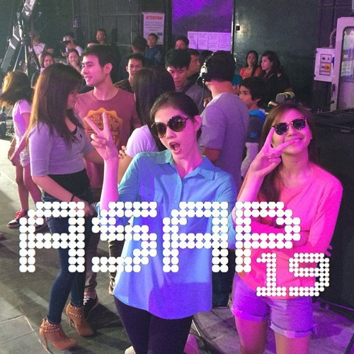 #ASAPWow Backstage and Rehearsal Photos