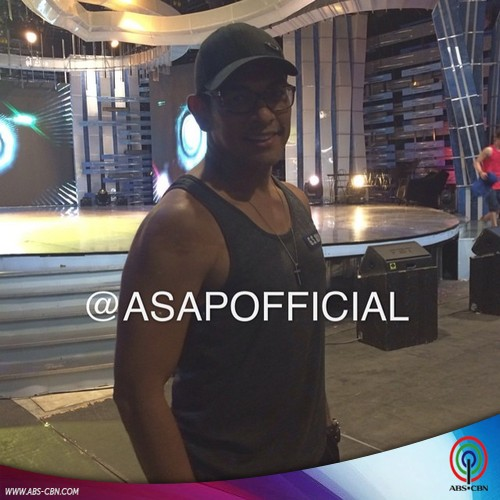 LOOK: #ASAPFaceOff Backstage photos