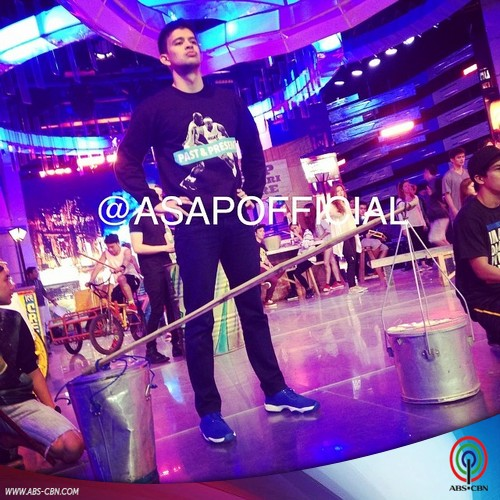 LOOK: #ASAPGusto Backstage & Rehearsal Photos