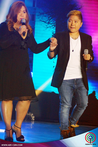 PHOTOS: Charice and Mommy Raquel together on ASAP19