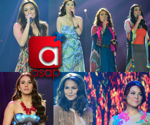 PHOTOS: The beautiful and talented ASAP ladies through the years