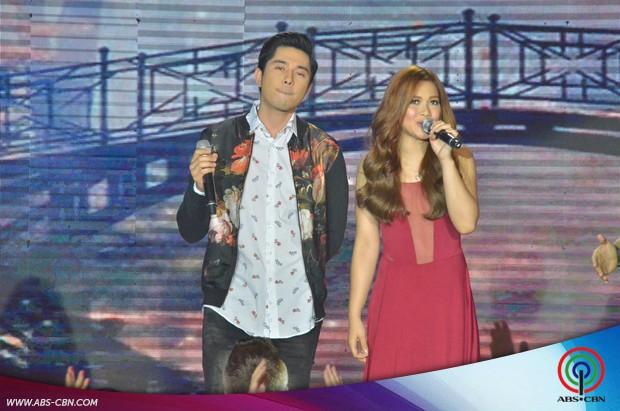 PHOTOS: Bridges of Love stars Maja, Paulo and Jericho bid farewell to their fans
