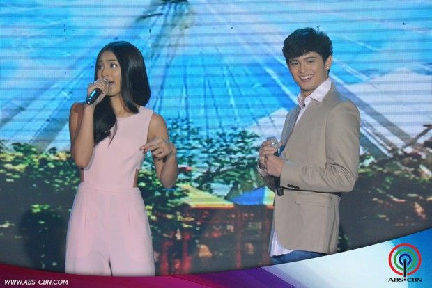 PHOTOS: Teen King Daniel & Teen Queen Kathryn with the trending tandem of James and Nadine on #ASAPKapamilyaDay