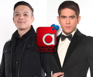 """ASAP 20"" serves up triple brithday treats from Bamboo, Gerald and Kathryn"