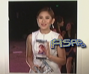 Sarah Geronimo takes home more awards at the ASAP Pop Viewers Choice Awards 2014