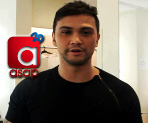 Billy's Astig wish for ASAP20