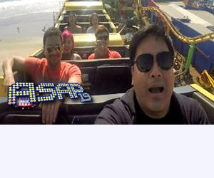 VIDEO ASAP stars invade Sta Monica Pier